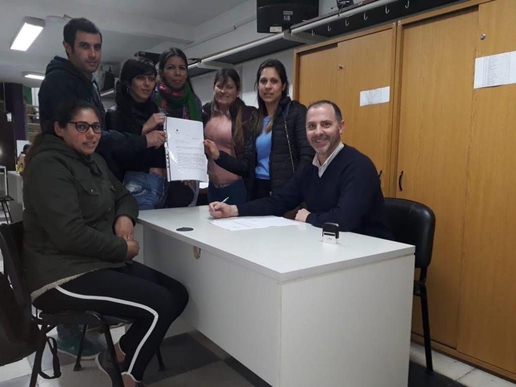"""El Municipio reconoció a """"Patín Carrera Campana"""" como Entidad de Bien Público"""