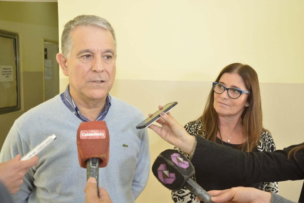 El Municipio y de la Federación de Bioquímicos trabajan en la firma de un convenio