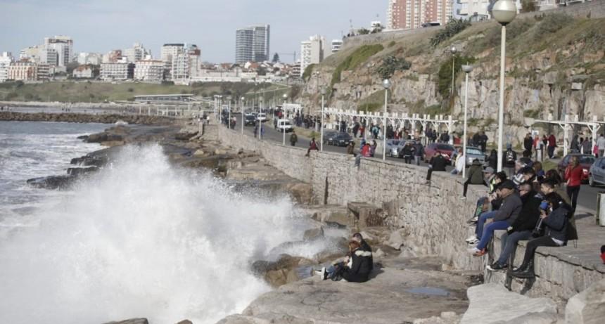 Mar del Plata: arribaron 93.209 turistas