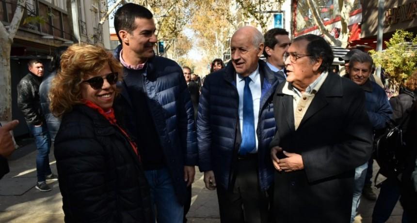 """LAVAGNA Y URTUBEY EN SAN JUAN: """"ESTAMOS HARTOS DE LA VIEJA POLÍTICA"""