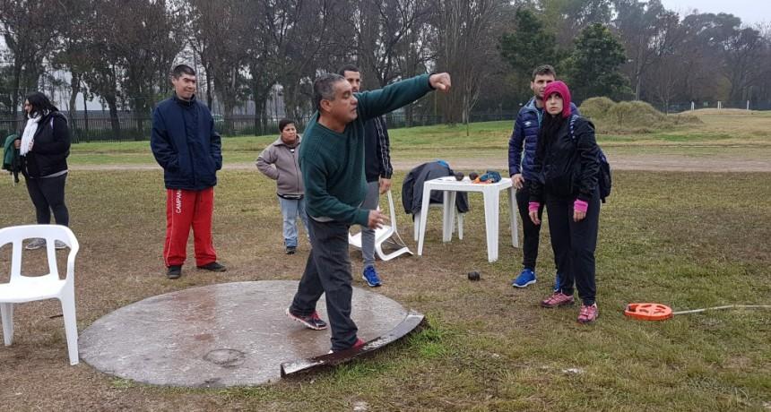 Discapacidad: se disputó la etapa local de los Juegos Bonaerenses