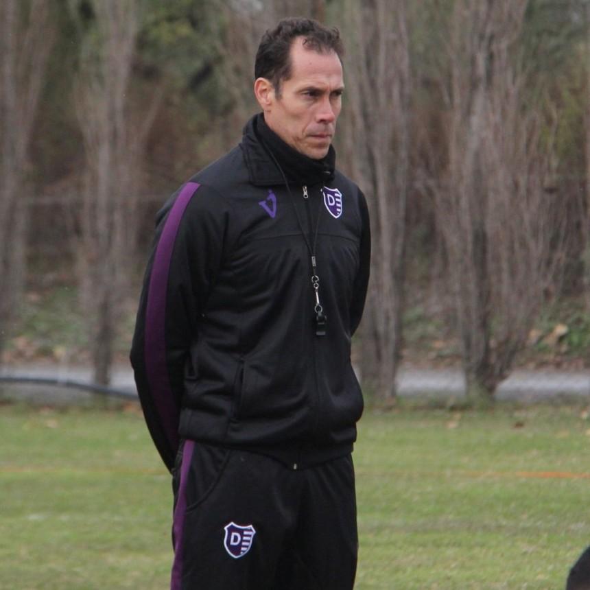Lucas Bovaglio analizó el amistoso que Villa Dálmine disputó frente a Deportivo Moron
