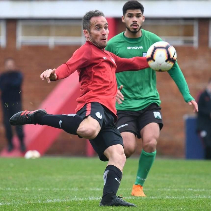 San Lorenzo de Almagro disputó un amistoso ante Ferro Carril Oeste