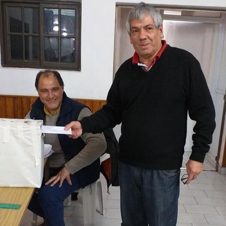 Carlos Barrichi seguirá al mando del Sindicato Municipal