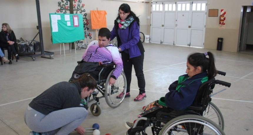Juegos Bonaerenses: se definió la etapa local para personas con discapacidad en Boccia
