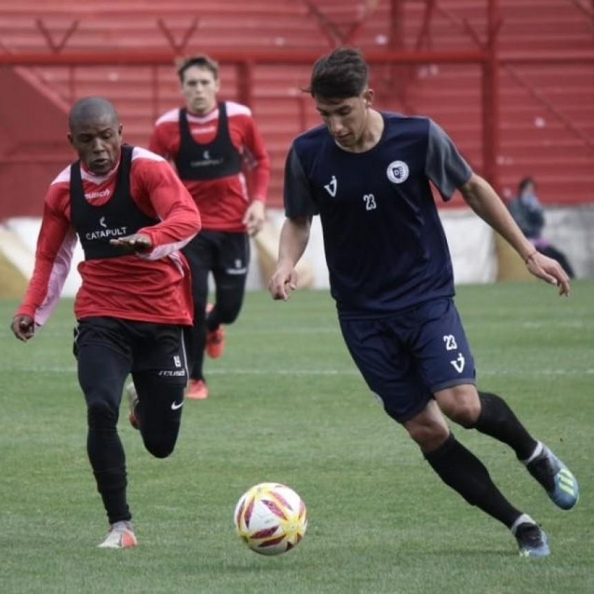 Villa Dálmine venció a Argentinos Juniors en su tercer ensayo amistoso