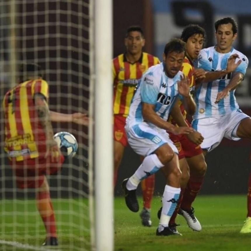 Racing Club perdió en los penales con Boca Unidos y quedó eliminado de la Copa Argentina
