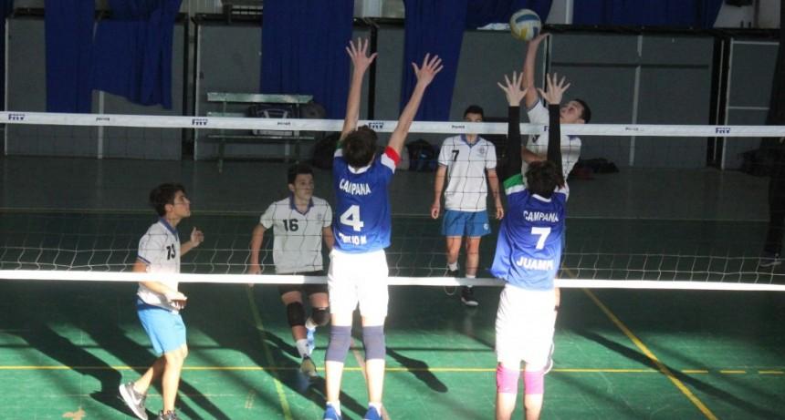 Vóley: la categoría sub 15 jugará la final de los Juegos Bonaerenses