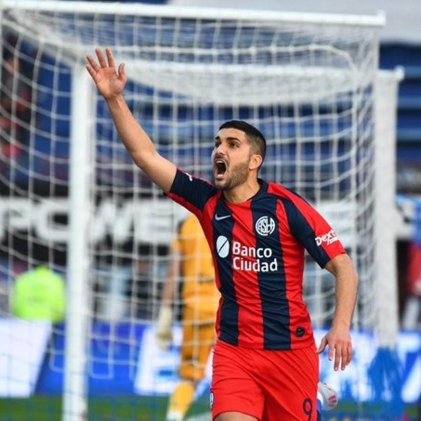 San Lorenzo de Almagro arrancó la Superliga con un triunfo