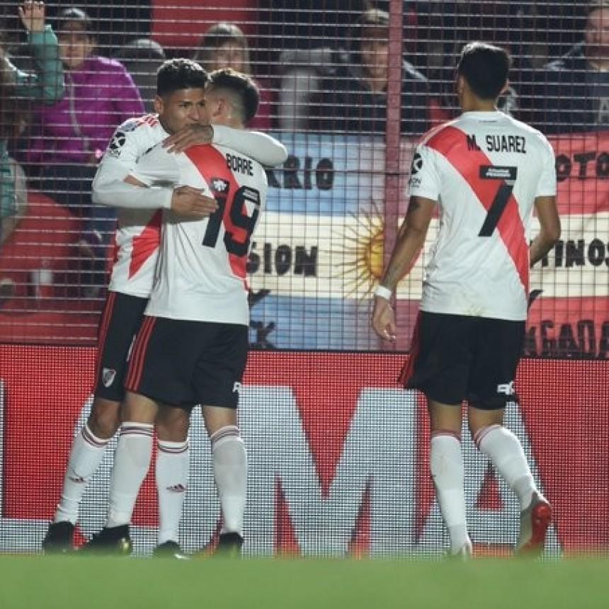 River Plate empató en el debut frente a Argentinos Juniors