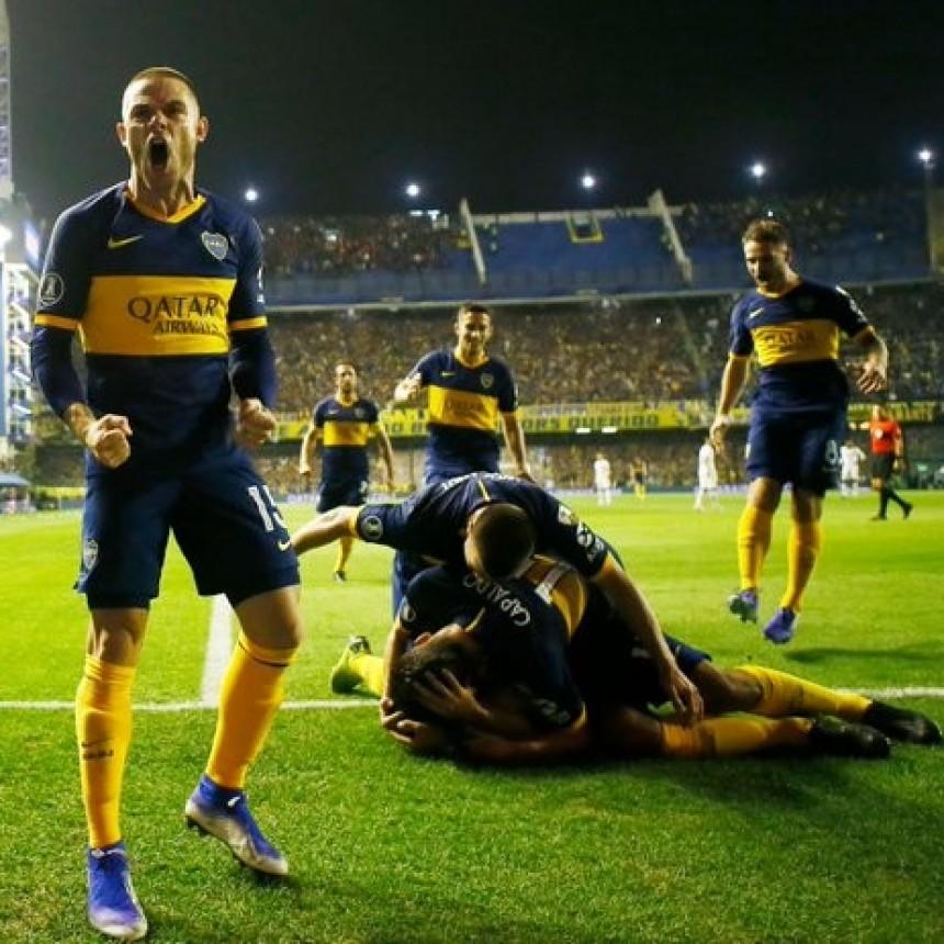 Boca Juniors logró la clasificación a cuartos de final de Copa Conmebol Libertadores