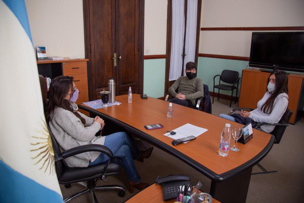 """Municipio y HCD ultiman detalles para implementar la """"Ley Micaela"""""""