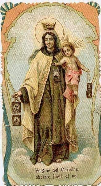 Día de Nuestra Señora del Carmen