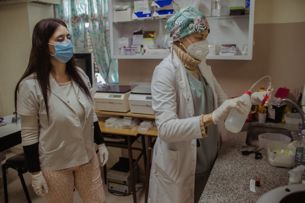Continúa la campaña de donación de plasma para el tratamiento de Covid-19