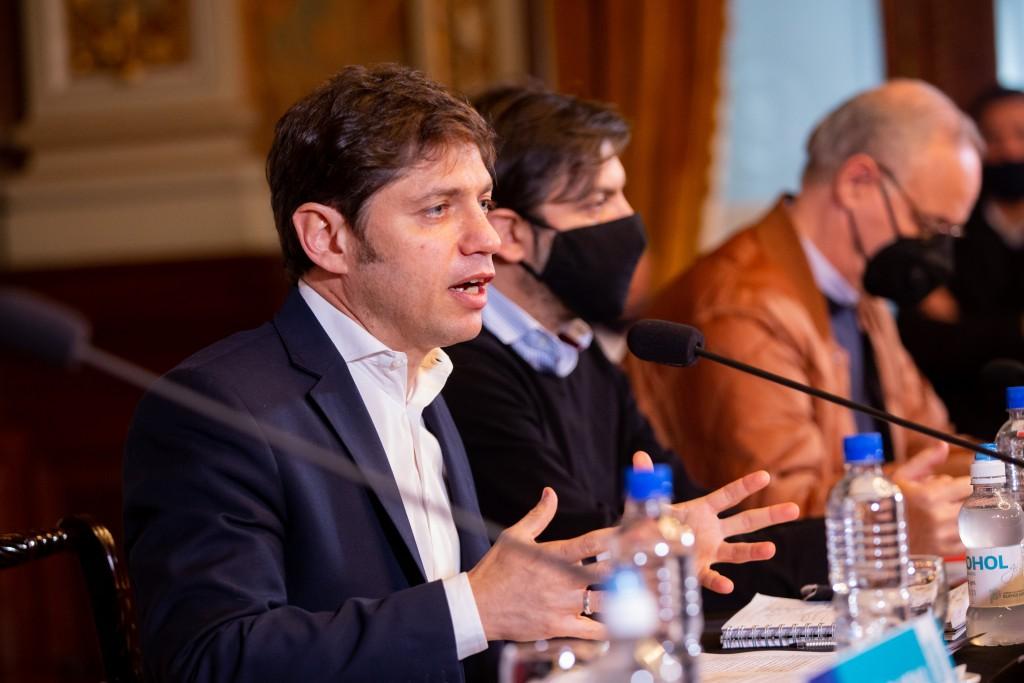 El Gobierno bonaerense oficializó hoy la reglamentación para la implementación de la medida de