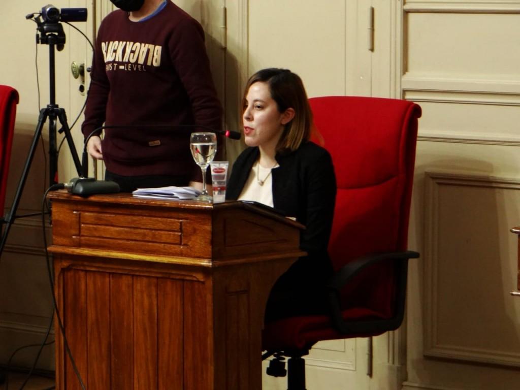 Romina Carrizo :  Abella debe transparentar los fondos públicos  como lo hacen otros Municipios