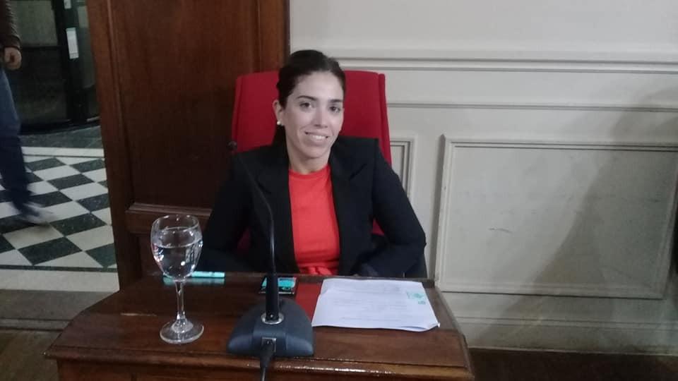 Soledad Calle :  hay diferentes situaciones que el Intendente debe resolver como la inseguridad que se vive en el Barrio Dignidad