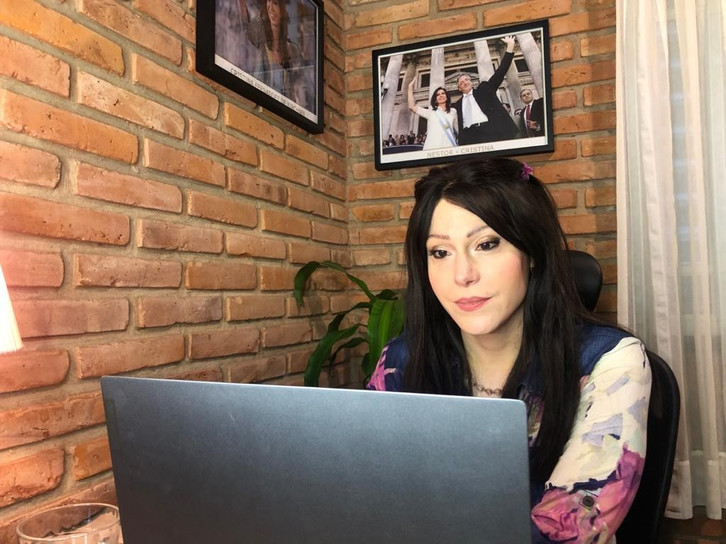 La Diputada Provincial Soledad Alonso presentó su primera Ley