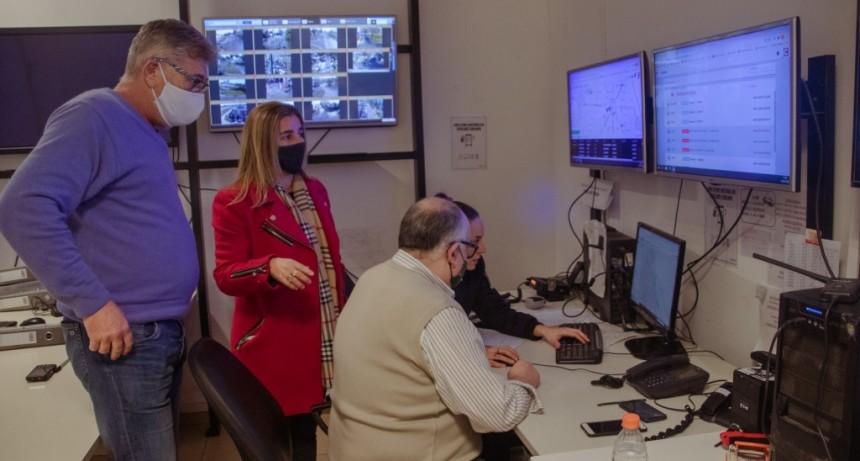 Desde el Municipio trabajan junto a los vecinos para seguir mejorando la seguridad
