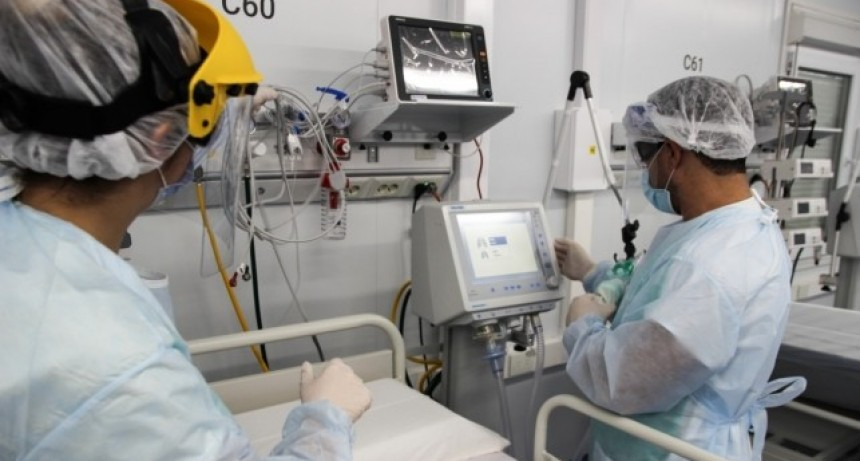 SALUD INFORMA QUE LOS HOSPITALES MODULARES YA ESTÁN FUNCIONANDO