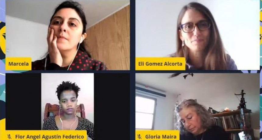 """ELIZABETH GÓMEZ ALCORTA: """"TRABAJAMOS EN UNA AGENDA REGIONAL PARA PONER AL ESTADO EN SU ROL DE GARANTE DE LA JUSTICIA SOCIAL"""""""