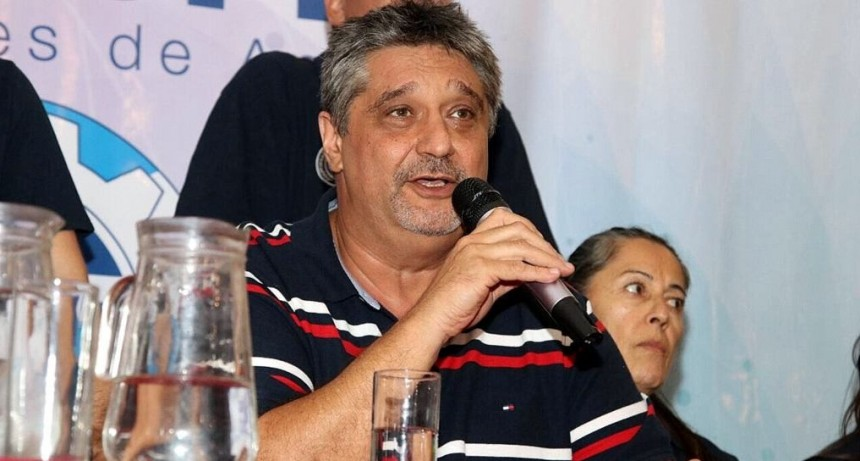 Carlos Ortega :  no justifico lo que ocurrió el 9 de Julio con algunos irresponsables que no piensan en la salud del otro