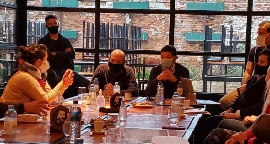 El Municipio dialogó con representantes gastronómicos sobre los protocolos que se implementarán