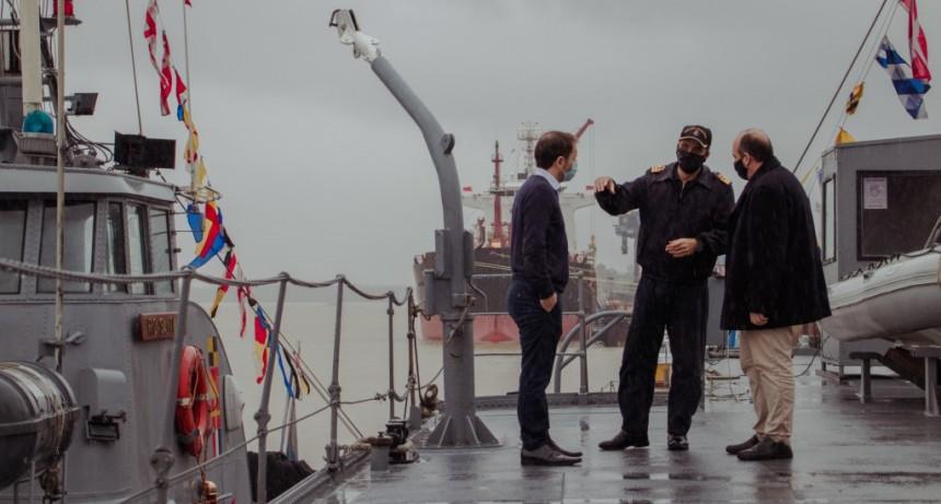 COVID-19: el Municipio y la Armada Argentina realizarán un importante operativo para asistir a isleños