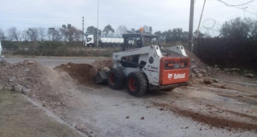 El Municipio habilitó la salida de Bellomo y ruta 6