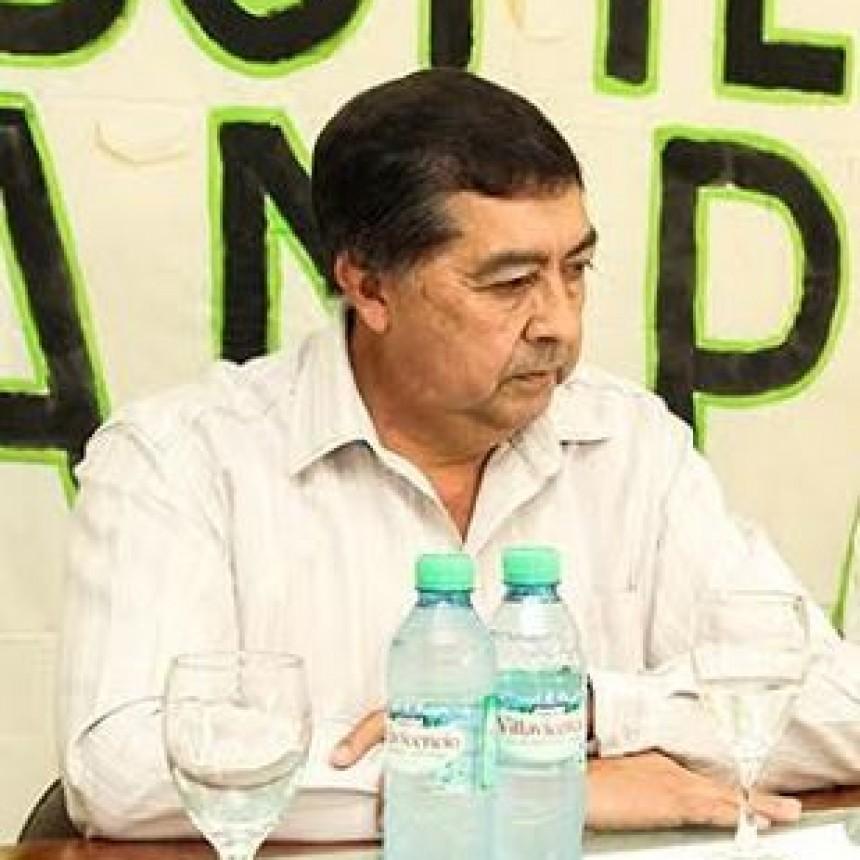 Luis Juárez :  estamos tratando de asistir a nuestros afiliados en todo lo que necesitan