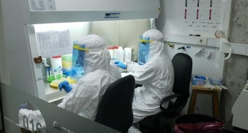 En cuatro meses, la Provincia aumentó en un 3500% su capacidad de diagnóstico