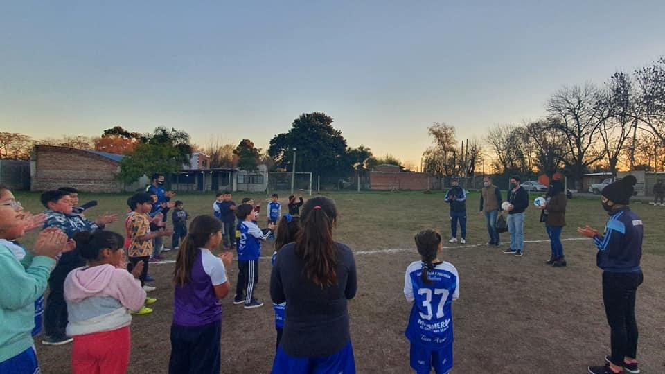 Deporte con igualdad de género en Las Campanas