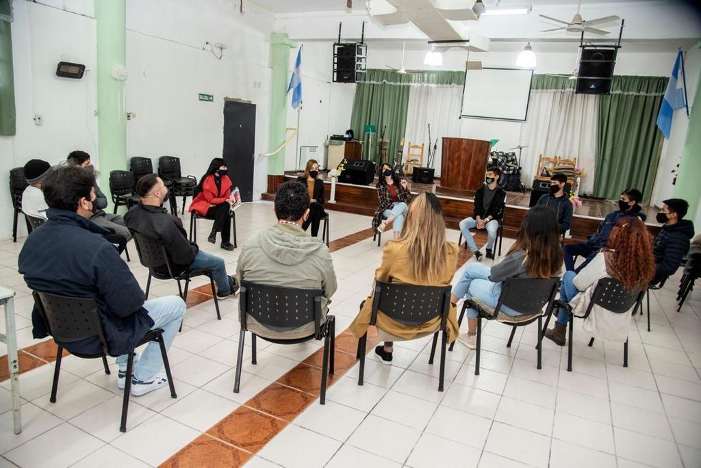Los programas nacionales Egresar y de formación digital llegan a los jóvenes