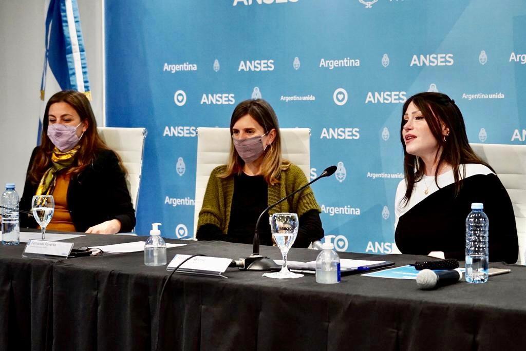 Soledad Alonso:  Las tareas de cuidado también son trabajo y serán reconocidas por Anses