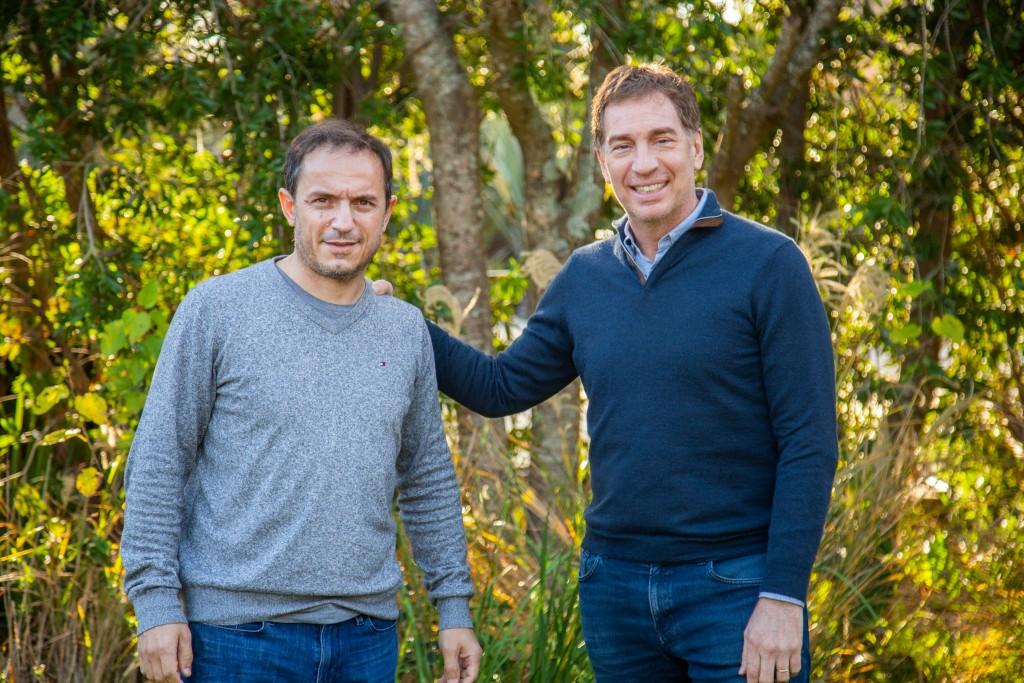 Campana y Zárate sumaron el respaldo a la candidatura de Diego Santilli
