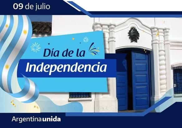 9 de julio: ¡Feliz Día de la Independencia!