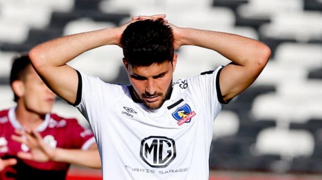 Nicolás Blandi rescindió contrato en Colo Colo