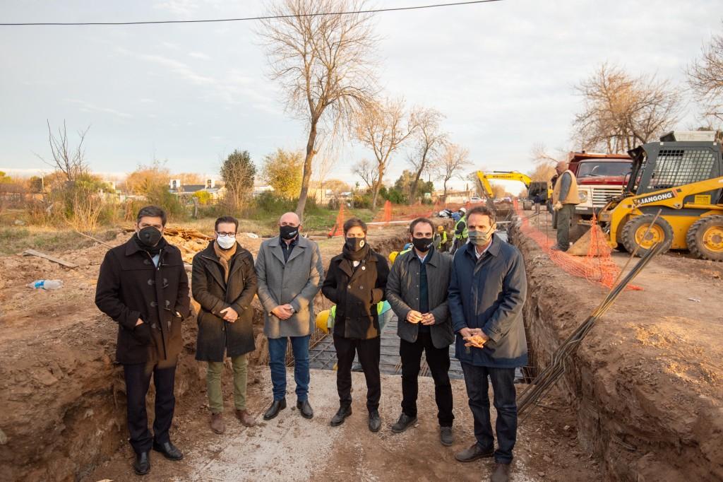 INFRAESTRUCTURA  Kicillof y Katopodis entregaron nuevas viviendas en General Pinto