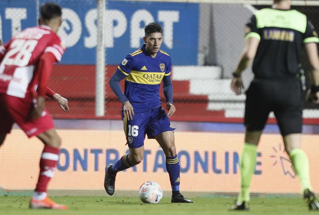 La juventud de Boca no pudo ante el ímpetu de Unión y fue empate 1 a 1