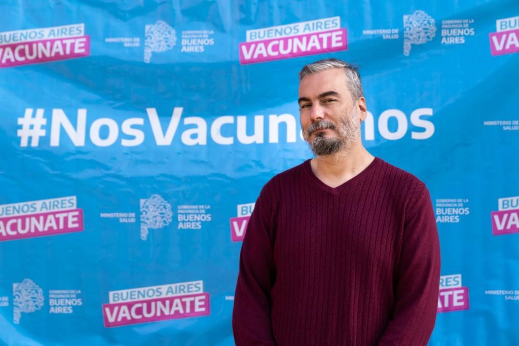 Desde hoy la vacunación es libre  para mayores de 30 años