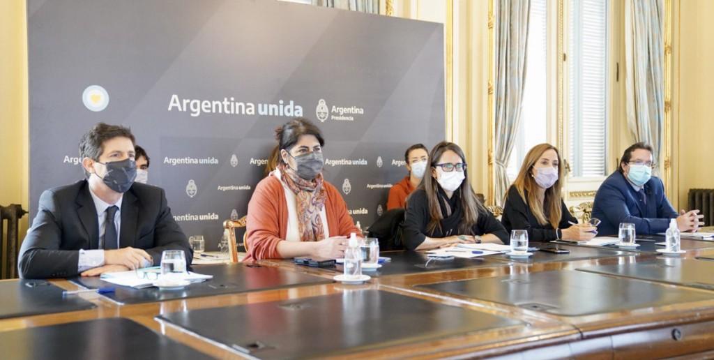 Gómez Alcorta:  Nuestro proyecto político pone en valor a los cuidados como un bien público para la sostenibilidad de la vida