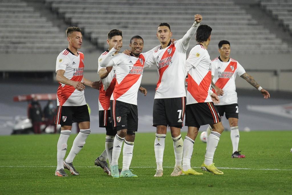 Gran triunfo de River Plate ante Unión de Santa Fe