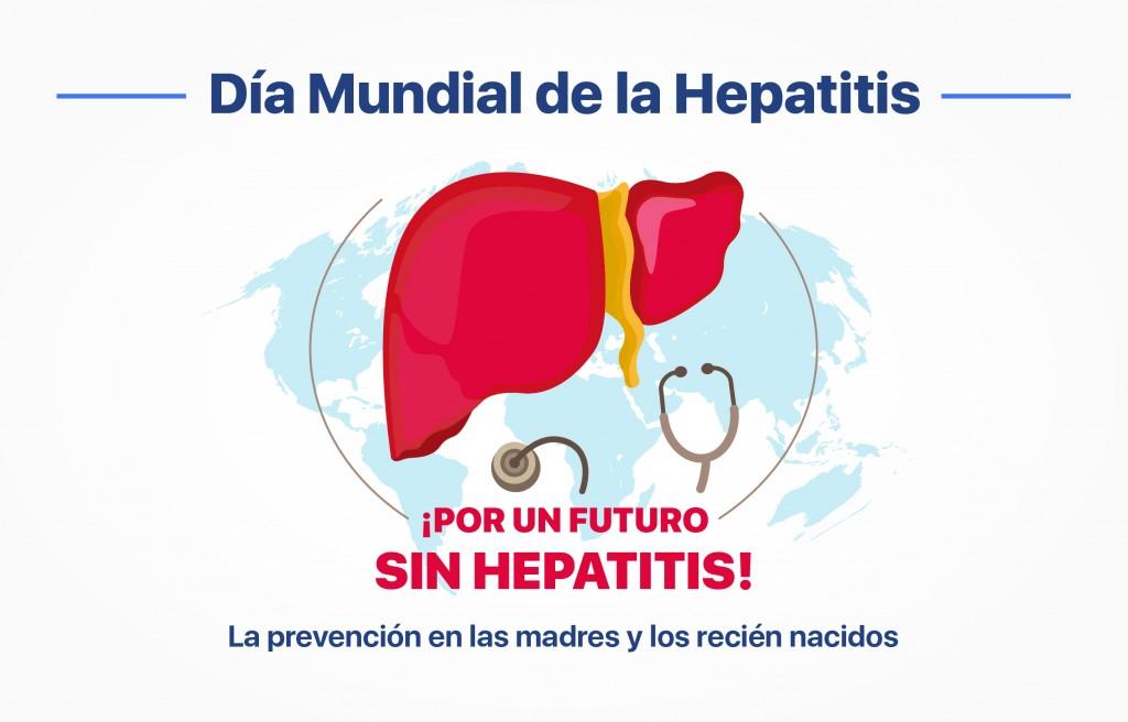 Hepatitis, una lucha que continúa y no puede esperar