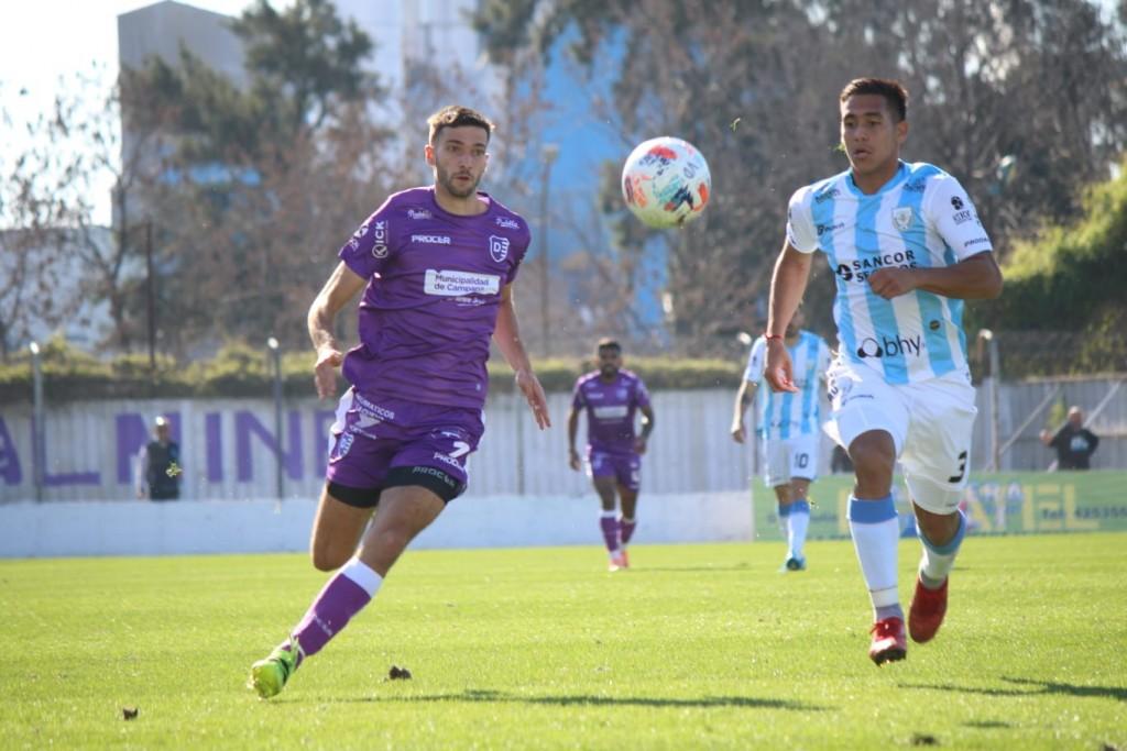 Con gol de Lautaro Díaz Villa Dálmine volvió a la victoria de local
