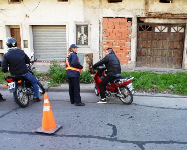 El Municipio desarrolla nuevos controles vehiculares en las calles de la ciudad