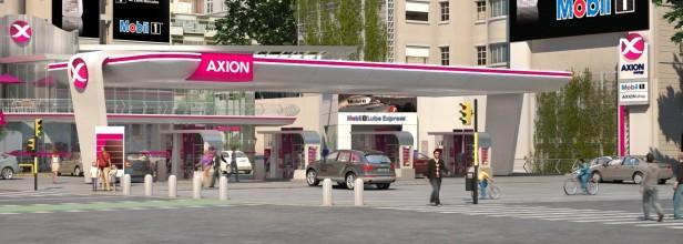 La nueva fórmula de AXION energy para las naftas Esso energy system