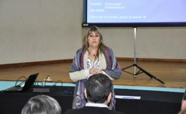 """""""Por instrucción de la Intendente Giroldi, continuamos trabajando en la conformación de la Junta Municipal de Defensa Civil"""""""