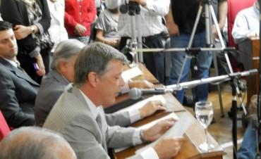 """Axel Cantlon: """"Exigimos lPS la inmediata regularización de los haberes de los jubilados municipales"""""""