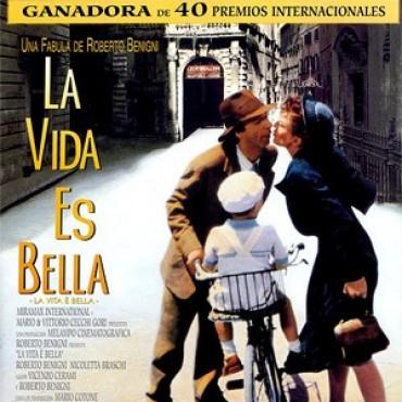 """Avanzan los preparativos  para la presentación de la película """"La vida es bella"""""""