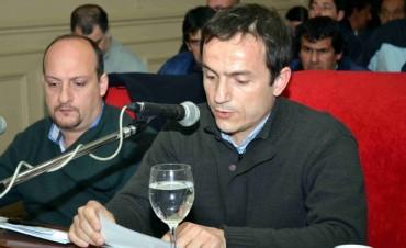 El concejal Abella pidió que se blinden los móviles del CIMOPU para proteger a los trabajadores